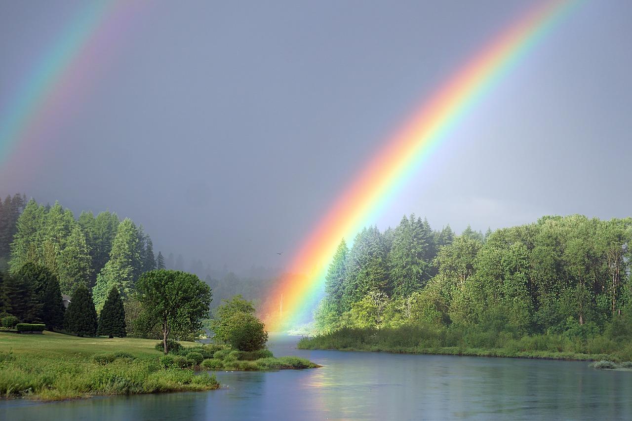 【虹の色の意味・イメージ】なぜ7色なの!?由来や色の順番・覚え方も紹介!