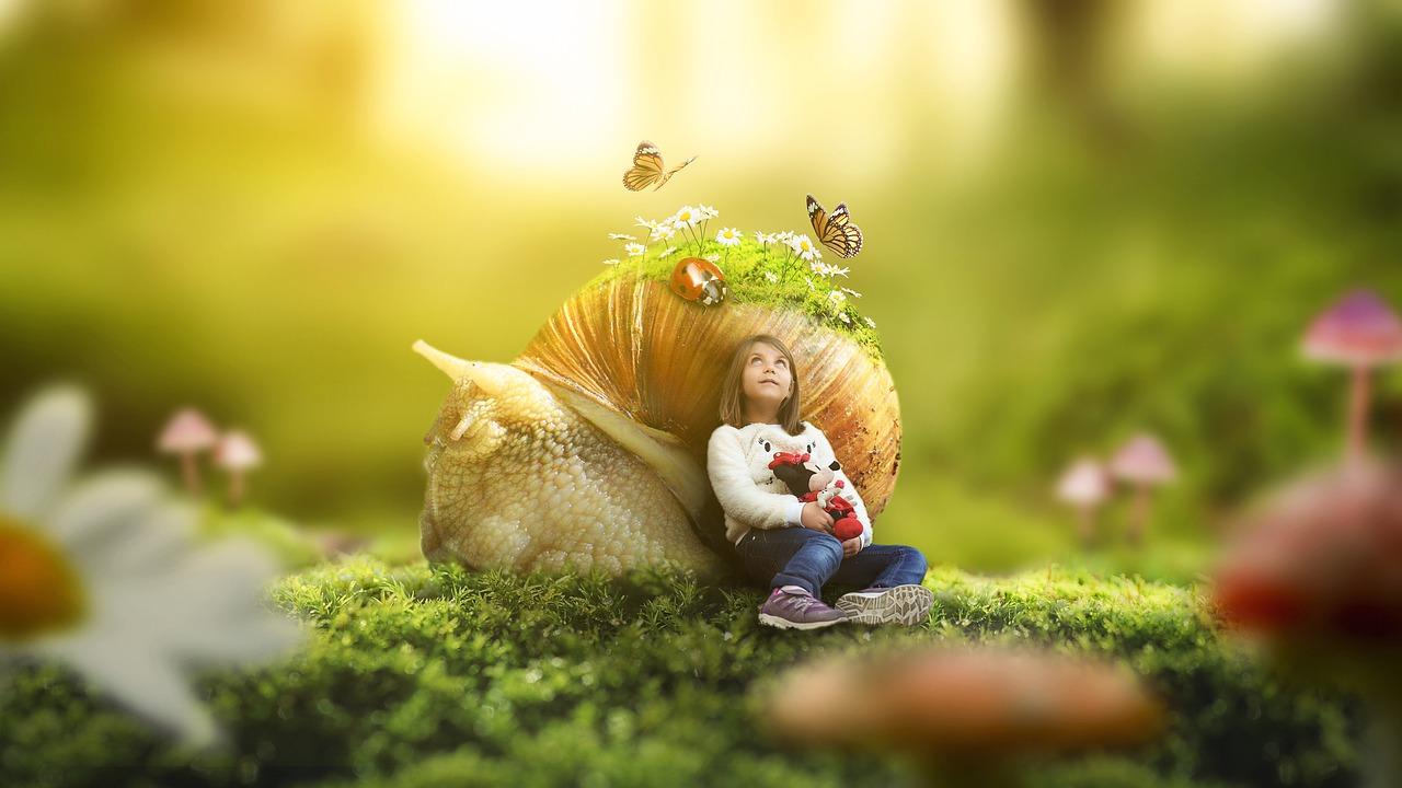 【カタツムリの殻は成長する!?】成長過程や成長速度!殻の成分や寿命など