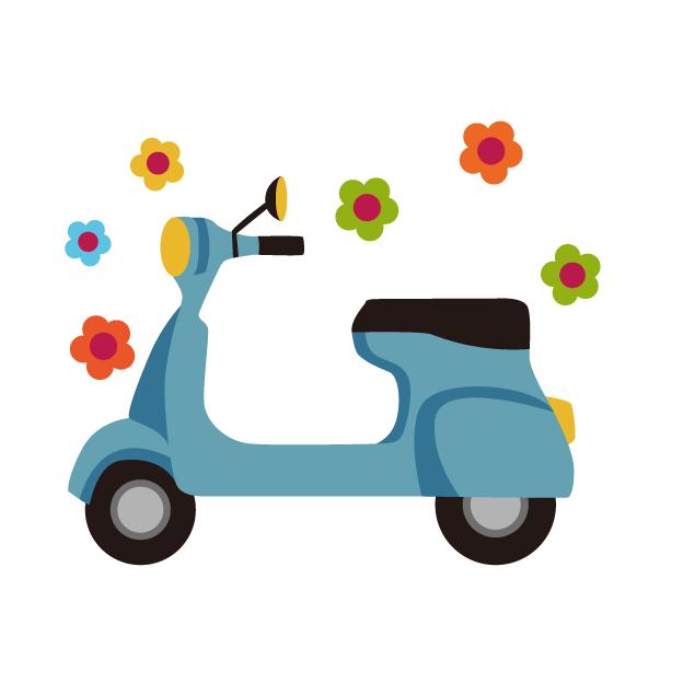 【バイクタイヤのひび割れ】補修目安や寿命は?側面や溝にひびが!!限界が来ている?