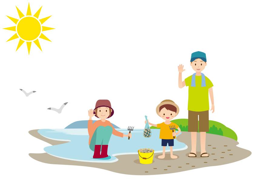 【潮干狩りのわかめは食べれる?】海岸で拾ったワカメ(海藻)の見分け方&食べ方!