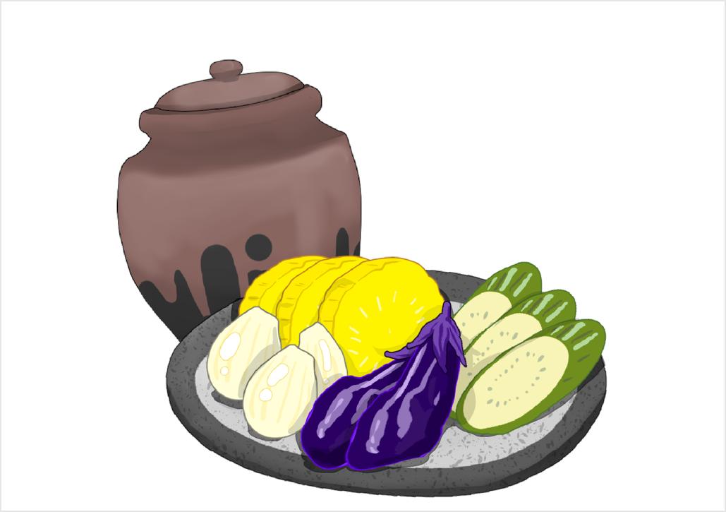 【漬物の食べ過ぎに注意】むくみの原因!?下痢や病気などの影響・適正量についても紹介!
