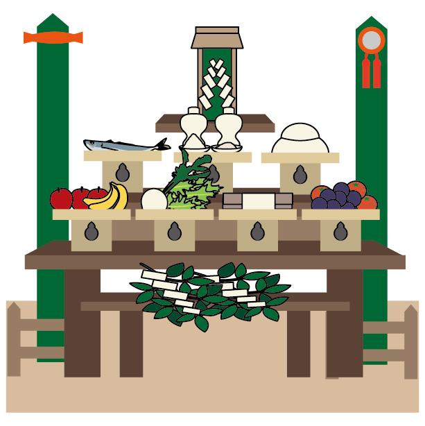 【地鎮祭のお供え物のその後】祭りが終わった後は食べる?捨てる?徹底解説!
