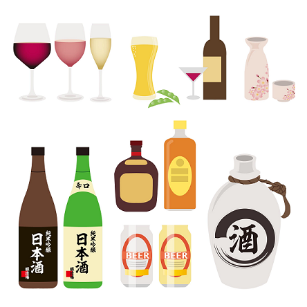 【お酒による舌のしびれ】ビール・日本酒・焼酎など!!ピリピリ症状の原因を紹介!