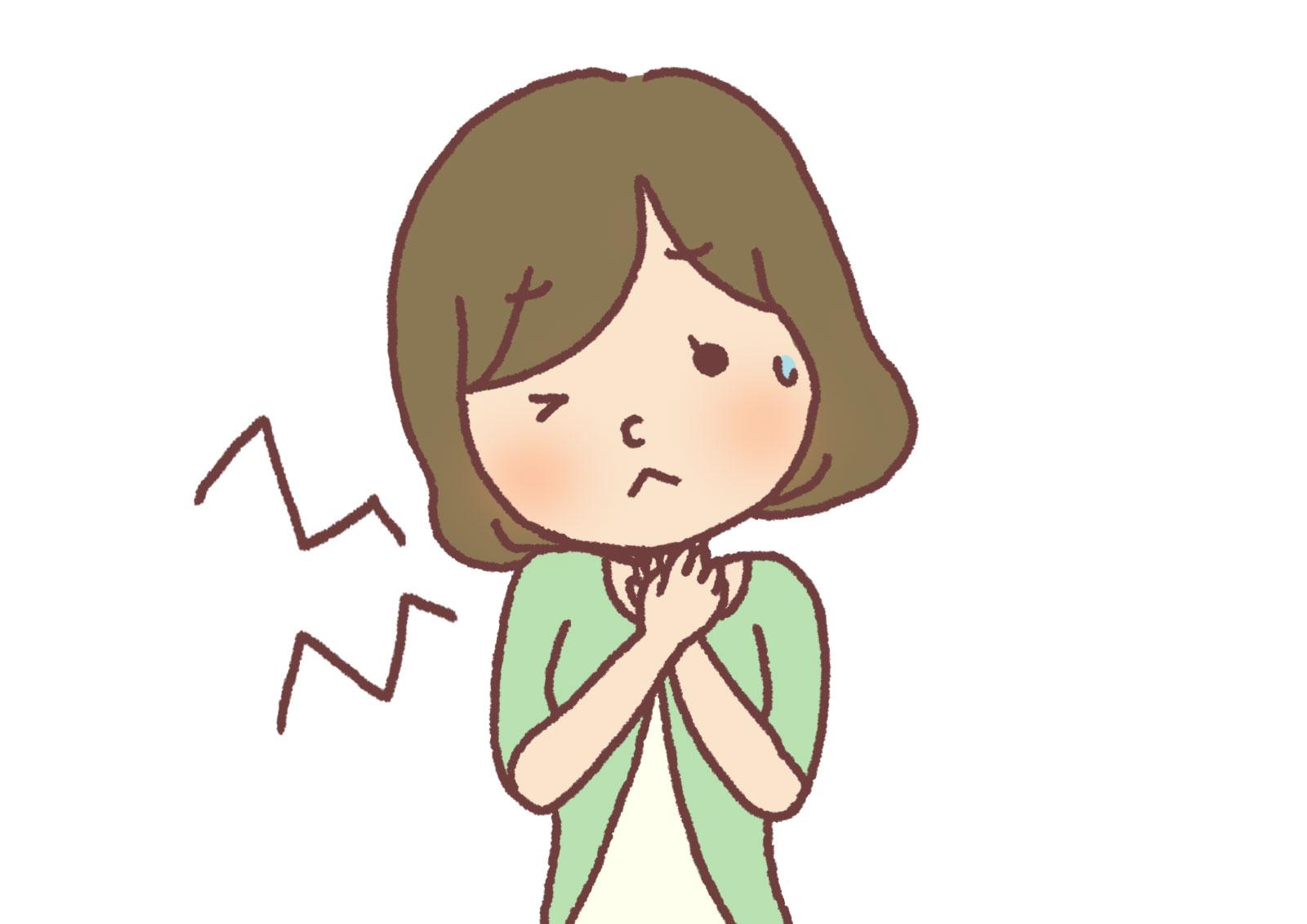 【喉が鳴る!】キュルキュル音が聞こえる原因は!?苦しい&吐き気…病気かも?徹底解説!